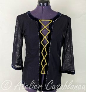H-CAJ1-Ilze-BlackGold-Shirt (1)