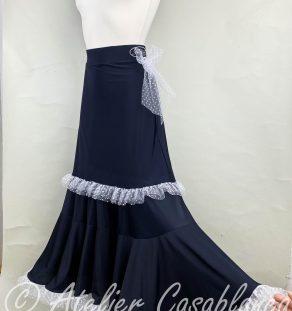 TK-GBA2-GB-BlackWhite-Polkadot-skirt (1)